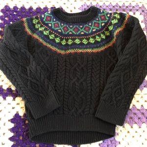 Ralph Lauren Polo Sz 6 very nice girls sweater EUC